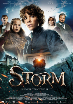 Storm and the Forbidden Letter