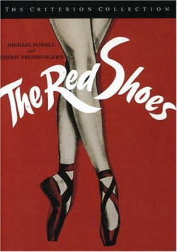 An artist film in red: THE RED SHOES (GB 1948)