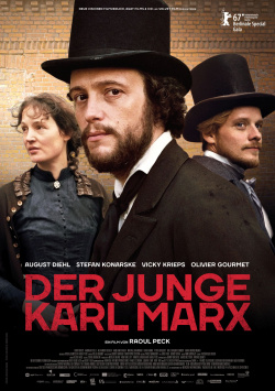 THE YOUNG KARL MARX - Film Premiere and Special Screening in Frankfurt am Main