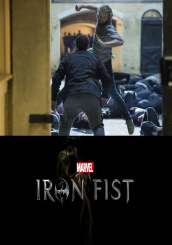 First trailer of the new Netflix -MARVEL series IRON FIST online