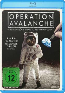 Operation Avalance - Blu-ray