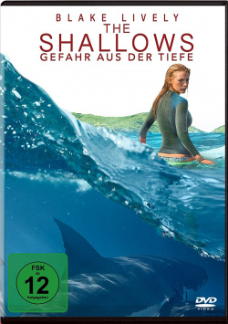 The Shallows - Danger from the Depth - DVD