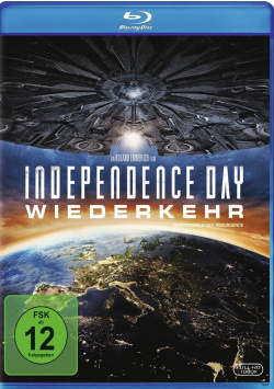 Independence Day: Return - Blu-ray