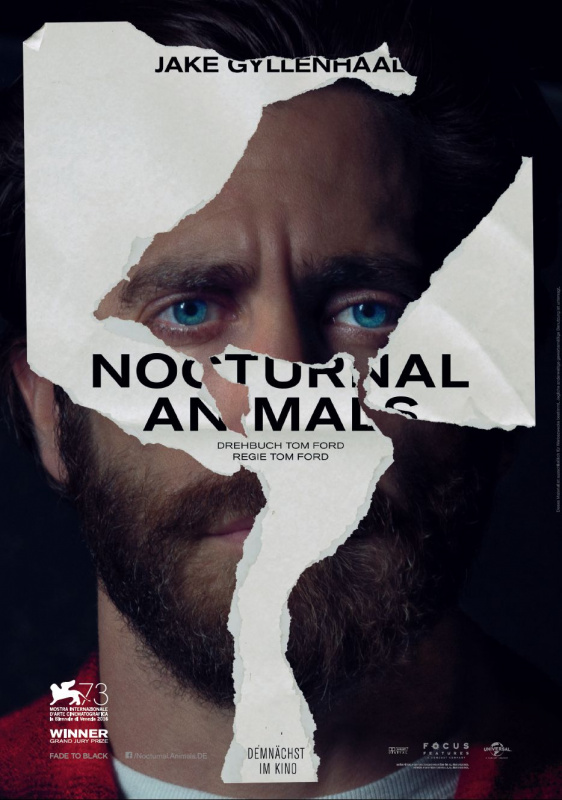 Nocturnal Animals (USA 2016)