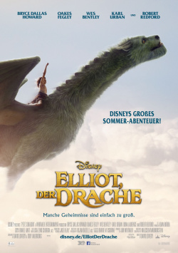 Elliot, the dragon