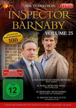 Inspector Barnaby Volume 25 - DVD