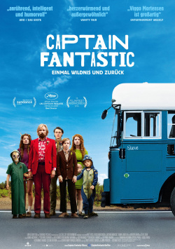 Captain Fantastic - Once in the Wilderness