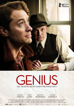 Genius - The Thousand Pages of a Friendship