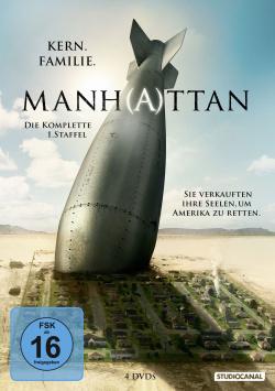 Manhattan - Season 1 - Blu-ray