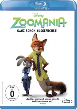 Zoomania - Blu-ray