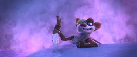 Ice Age - collision ahead!