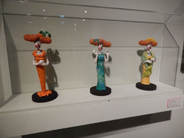 Wallace and Gromit guest in Frankfurt:THE ART OF AARDMAN
