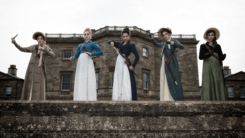 Pride and Prejudice & Zombies