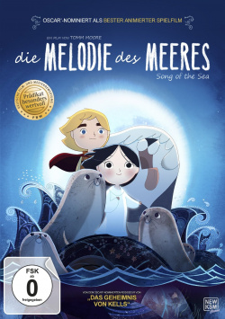 The Melody of the Sea - DVD