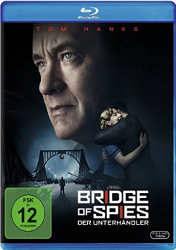 Bridge of Spies - The Negotiator - Blu-ray