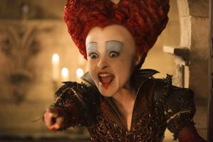 Alice in Wonderland: Behind the Mirrors