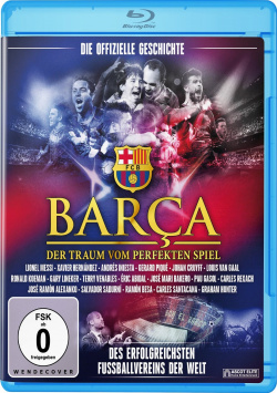 Barça - The dream of the perfect game - Blu-ray