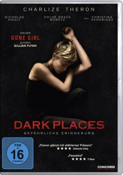 Dark Places - Dangerous Memory - DVD