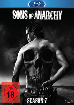 Sons of Anarchy Season 7 - Blu-ray
