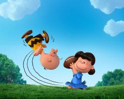 The Peanuts - The Movie - Blu-ray