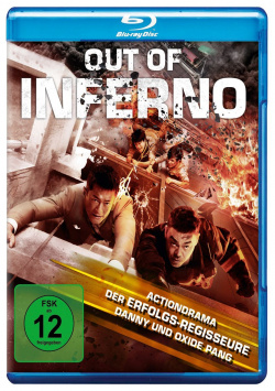 Out of Inferno - Blu-ray