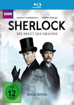 Sherlock - The Bride of Horror - Blu-ray
