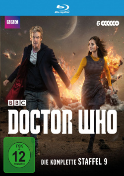 Doctor Who - The complete 9th season - Blu-ray