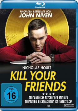 Kill your Friends - Blu-ray