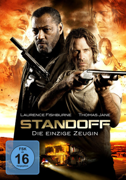Standoff - The Only Witness - Blu-ray