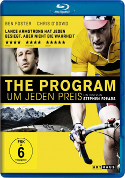 The Program - At any Price - Blu-ray