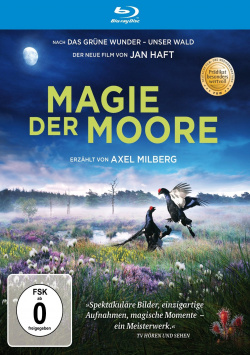 Magic of the Moors - Blu-ray