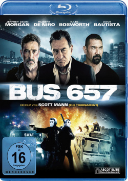 The kidnapping of Bus 657 - Blu-Ray