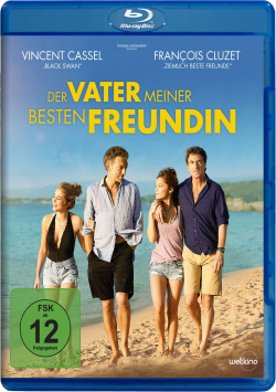 The father of my best friend - Blu-ray