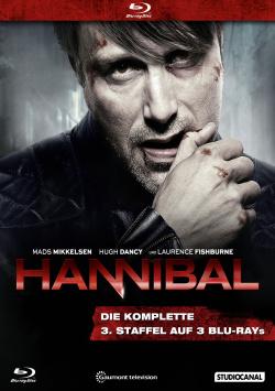 Hannibal - Die komplett Seffel 3 - Blu-Ray