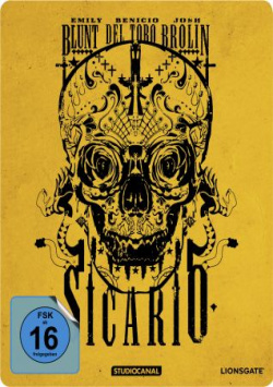 Sicario - Blu-ray
