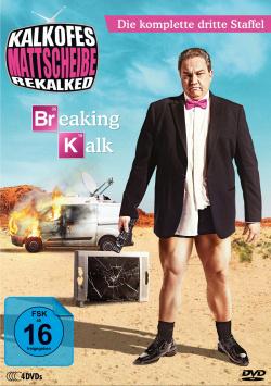 Kalkofes Mattscheibe REKALKED - The complete season 2 - DVD