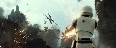 Star Wars: Episode VII - The Awakening of Power