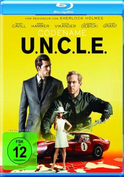Codename U.N.C.L.E. - Blu-ray