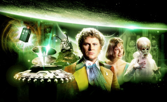 Doctor Who - Sixth Doctor Volume 1 - DVD
