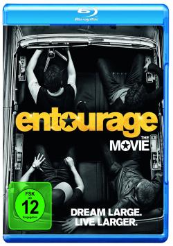 Entourage - The Movie - Blu-ray