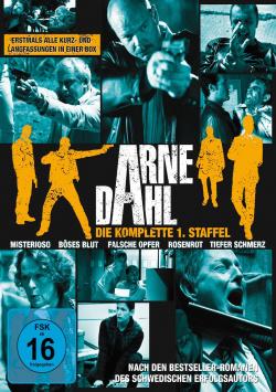 Arne Dahl - The complete first season - DVD