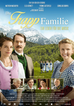 The Trapp Family - A Life for the Music