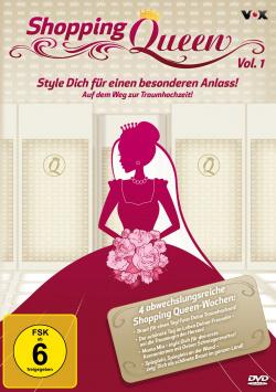 Shopping Queen Vol. 1 - DVD