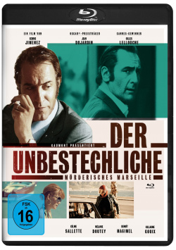 The Incorruptible - Murderous Marseille - Blu-ray