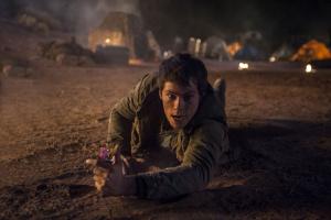 Maze Runner - The Chosen in the Fire Desert