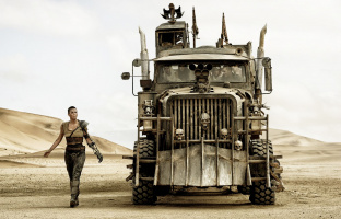 Mad Max - Fury Road - Blu-ray
