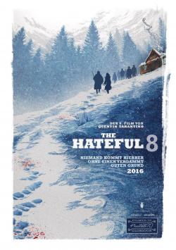 Quentin Tarantinos THE HATEFUL EIGHT - German trailer is online