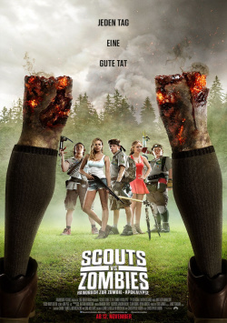 Scouts vs. Zombies - First trailer for the zombie comedy