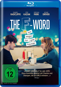 The F-Word - Good friends, my ass! - Blu-ray