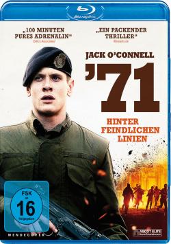 71 - Behind enemy lines - Blu-ray